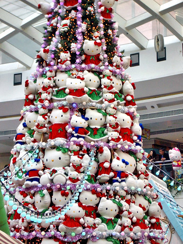 hello-kitty-xmas-tree