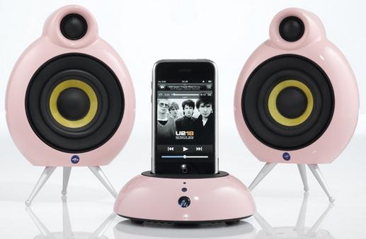 ipod-dock-pink