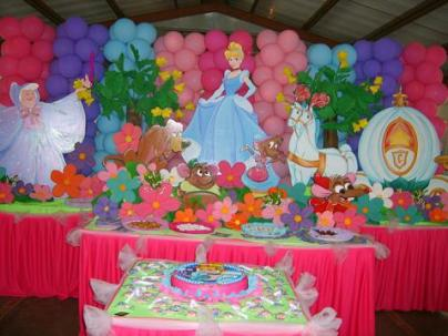 Decoración de Fiestas infantiles « Angel o Demonio