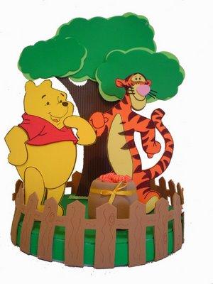 Ideas para decorar una fiesta de Winnie the Pooh | eHow en