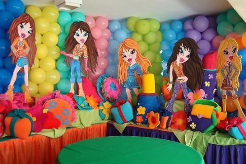 Barrio sesamo angel o demonio for Decoracion fiesta infantil nina