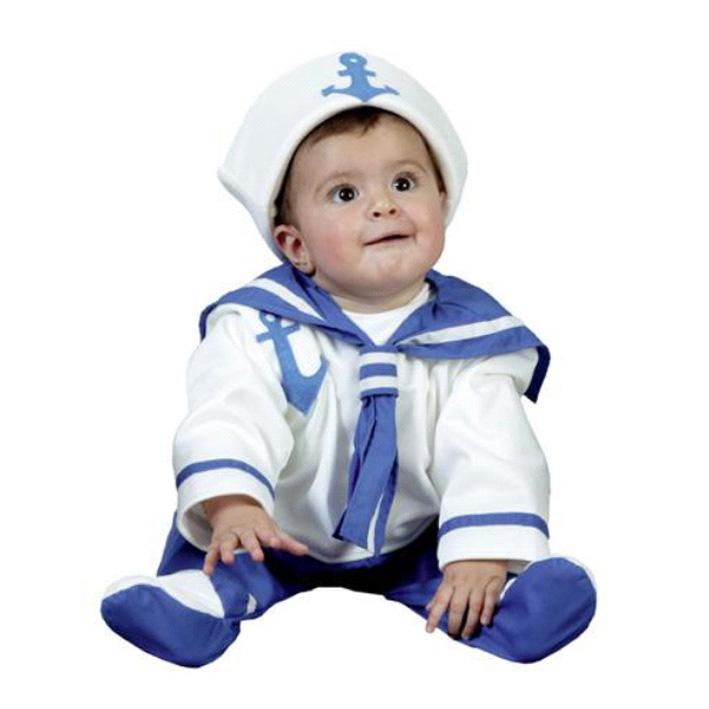 Disfraces para bebes 187 marinero
